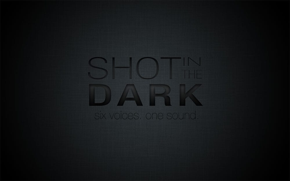 Shot in the Dark Logo.