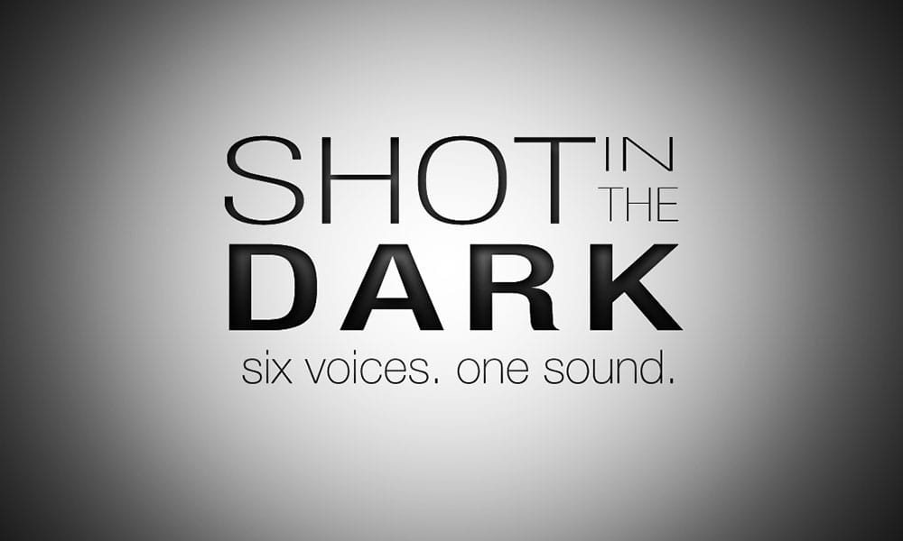Shot in the Dark Logo. Alternate Logo.