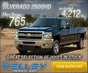 Marketing Campaign. Silverado. Medium Rectangle.